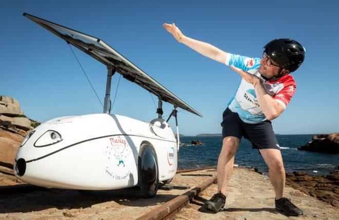 """The Sun Trip"": an incredible solar WAW race"